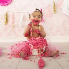 Cake Smashing