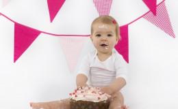 Sanne en haar taart_202